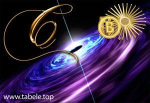 czarna dziura z logo bez roku