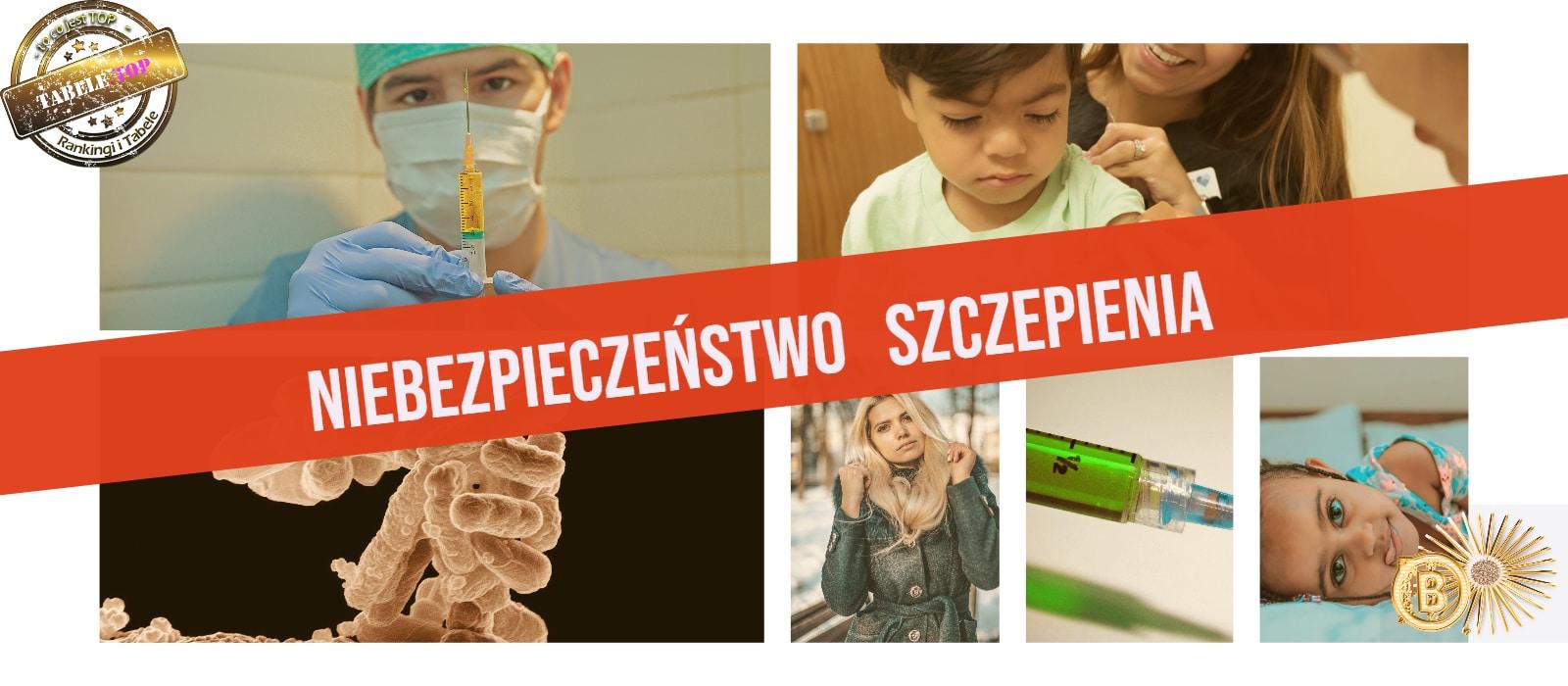 niebezpieczeństwo szczepienia