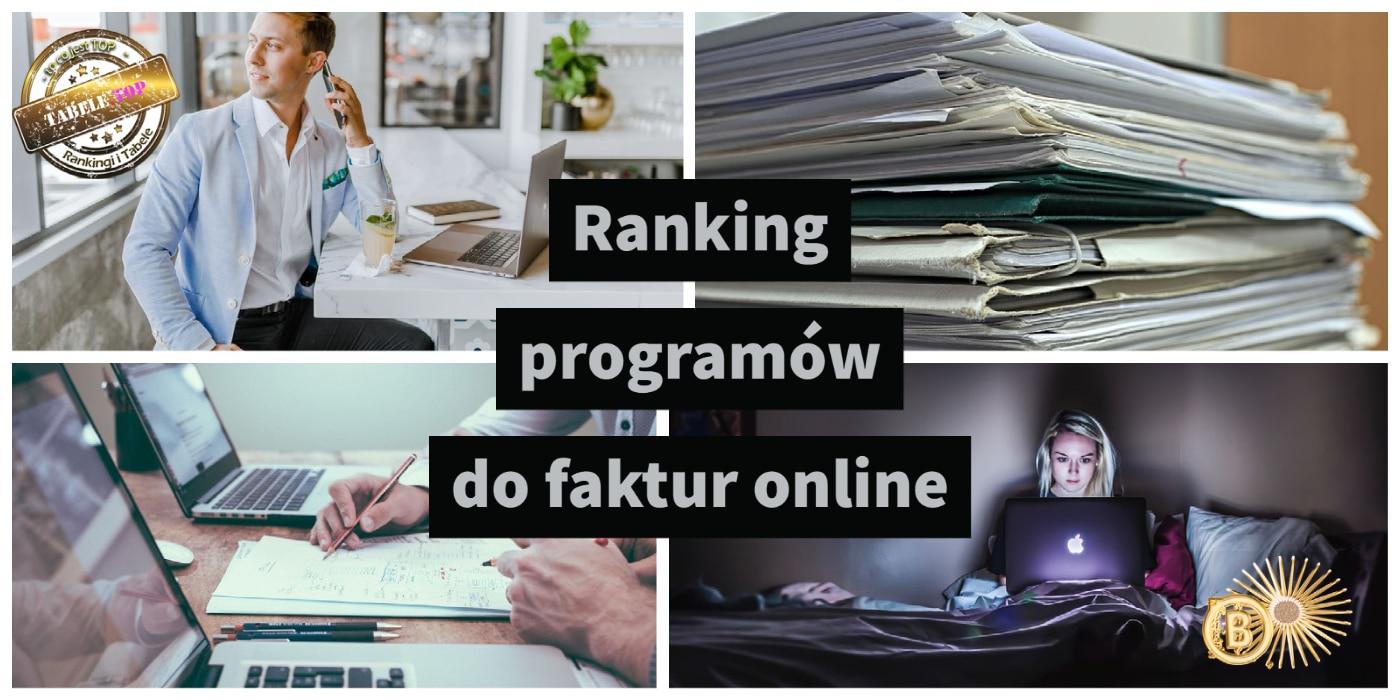 ranking programów do faktur online