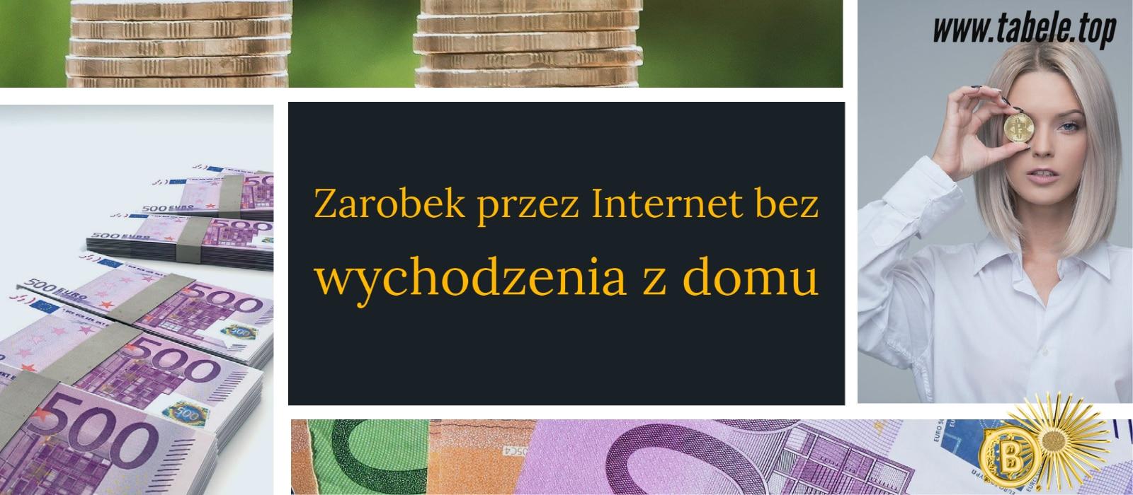 zarabianie przez internet