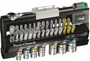 WERA 073220 Wkrętaki grzechotka Tool Check
