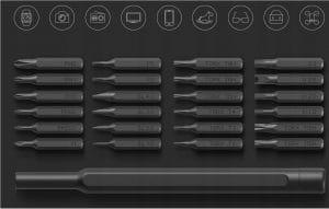 Xiaomi Mi Wiha zestaw śrubokręty precyzyjne 24w1 -