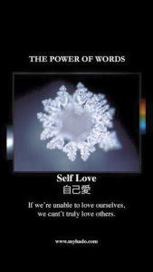 miłość własna-self-love