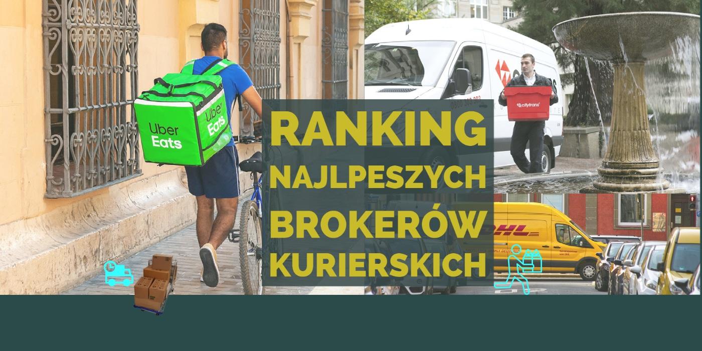 ranking brokerów kurierskich
